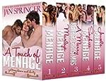 A Touch of M�nage: A M�nage Romance B...