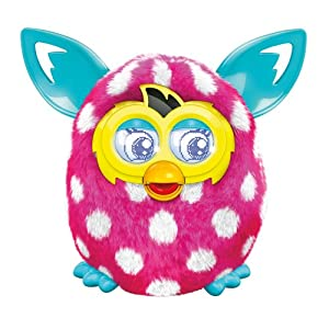 Furby Boom Figure (Polka Dots) from Furby