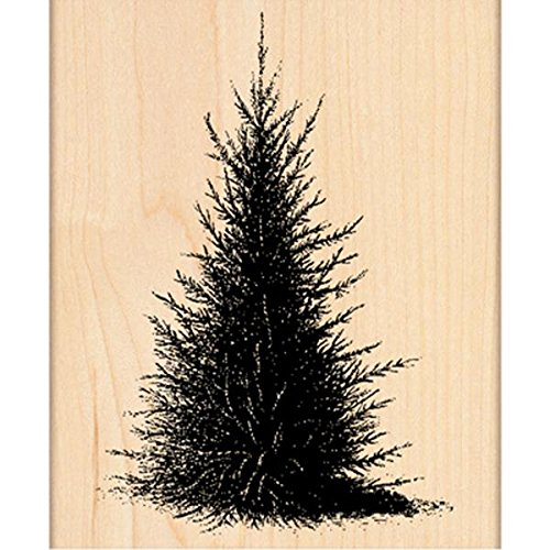 Penny Black 010674 Before the Snow Mounted Rubber Stamp, 3 by 4.25-Inch - 1