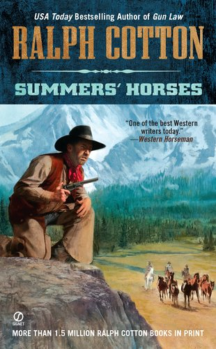 Image for Summers' Horses (Ralph Cotton Western Series)