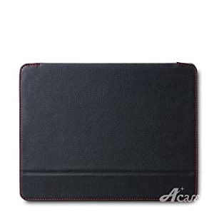 Acase F1 Folio iPad 3 Case / Cover (Apple iPad 4 / iPad 3 / iPad 2 / New iPad) - Hard Case With Built-in Stand For iPad with Retina Display - Support Smart Cover Function