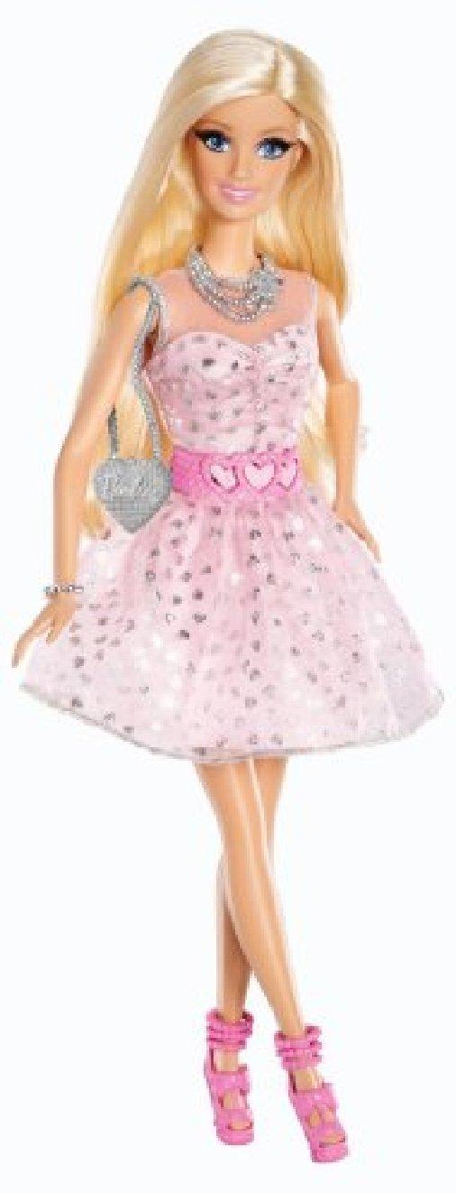 Barbie doll figure Talkin' Barbie Y7455 On a parallel Import Fashionista Y7455 jetzt bestellen