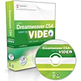 "Learn Adobe Dreamweaver CS4 by Video (Learn by Video)von ""Video2brain"""