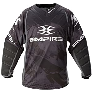 Empire 2012 TW Prevail Paintball Jersey Black - Youth Large