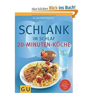 Englische Bücher Schlank Im Schlaf 20 Minuten Küche über 100