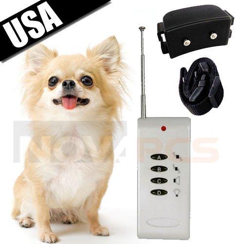 Ab Level Remote Control Dog Training Vibrate Collar Usa