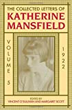 img - for The Collected Letters of Katherine Mansfield: Volume 5: 1922 book / textbook / text book