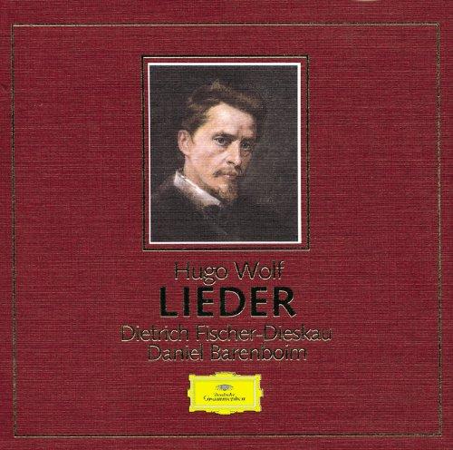 Wolf: Lieder (6 CDs)