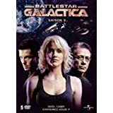 Battlestar galactica: L'integrale saison 3 - Coffret 5 DVDpar Edward James Olmos