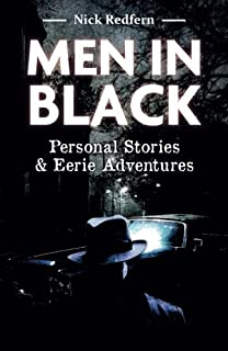 Book Cover: Men In Black: Personal Stories and Eerie Adventures