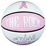 Anaconda Sports® The Rock® MG-4000-PC-PK13 Fight Against Cancer Pink Game Ball Men's Basketball