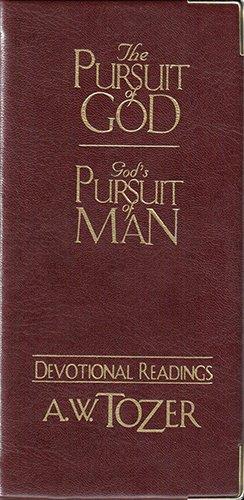 The Pursuit of God / God's Pursuit of Man Devotional PDF