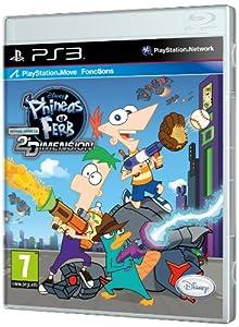 Phineas et Ferb : voyage dans la deuxième dimension