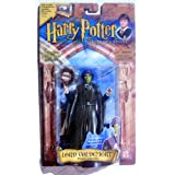 "2001 Harry Potter - Mattel / Warner Bros. - Wizard Collection - LORD VOLDEMORT - Exclusive 2 - Action Figur - OVPvon ""Harry Potter"""