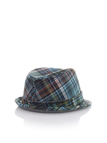 Ben Sherman Men's Madras Trilby