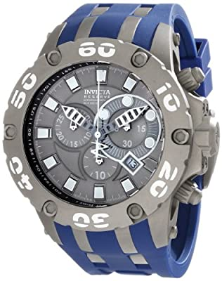 Invicta Men's 12085 Subaqua Analog Display Swiss Quartz Blue Watch