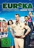 EUReKA - Die geheime Stadt, Season Three [5 DVDs]