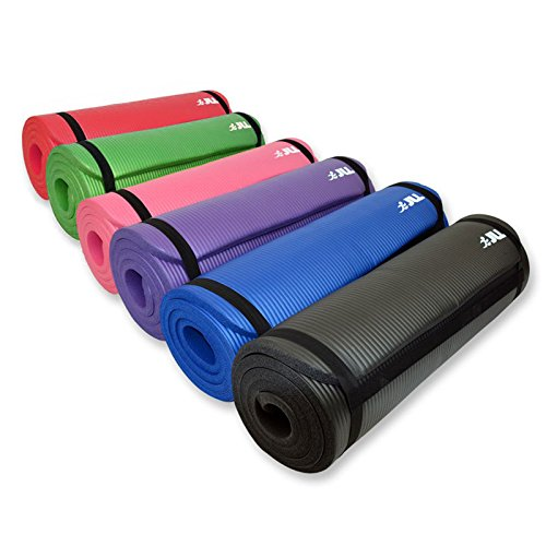 jllr-yoga-mat-extra-thick-15mm-non-slip-pilates-workout-in-black-blue-purple-pink-green