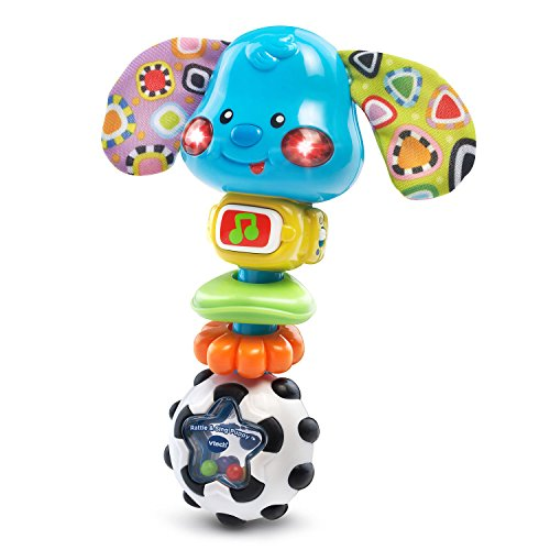 VTech Baby Rattle and Sing Puppy (Baby Clothes 12 To 18 Months compare prices)