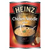 Heinz Classic Chicken Noodle Soup 400 g (Pack of 24)