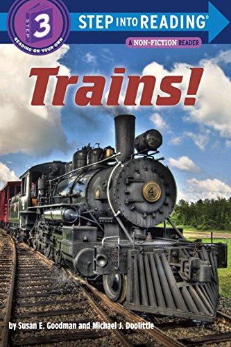 Trains! (Step into Reading) (Susan Goodman compare prices)