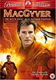 MacGyver - Series 4 - Complete [DVD] [1988]