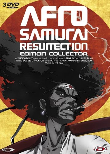 Afro Samurai Resurrection - Edition Collector