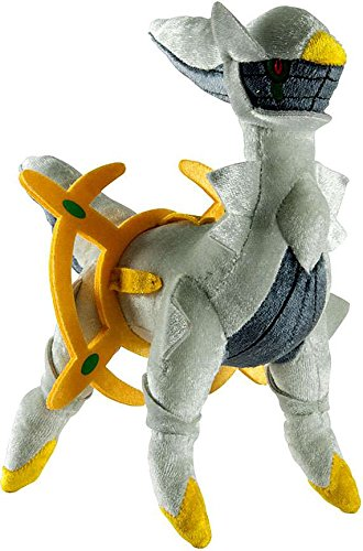 Pokemon 20th Anniversary Arceus 8