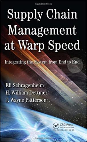 Supply Chain Management At Warp Speed Integrated The ...