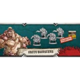 Zombicide Green Horde: Fatty Bursters (Kickstarter Exclusive)