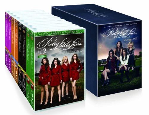 TV Series - Pretty Little Liars First - Fourth Season Complete Box (47DVDS) [Japan DVD] 10005-06508 (Pretty Little Liars Season 4 Dvd compare prices)