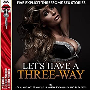 Let's Have a Three-Way Audiobook