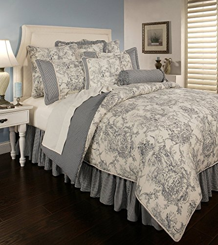 French Country Bed Linens Houndstooth Quilt Sets Queen