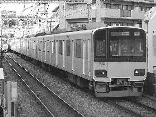 Nゲージ 4199 東武50000系50050型基本6輛 (塗装済完成品)