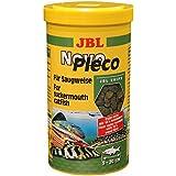 JBL Alleinfutter für kleine Saugwelse, Tabletten 250 ml, NovoPleco 30311