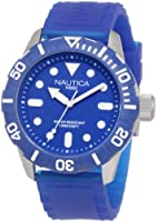 Nautica Men's N09601G South Beach Jelly NSR - 100 Watch by Nautica