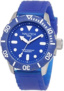 Nautica Men's N09601G South Beach Jelly NSR - 100  Watch
