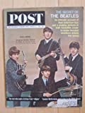 img - for Saturday Evening Post, March 21, 1964. Beatles cover story book / textbook / text book