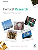 img - for Political Research: Methods and Practical Skills book / textbook / text book