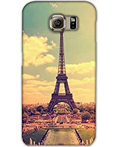Hugo Samsung Galaxy S6 Edge Plus Back Cover Hard Case Printed