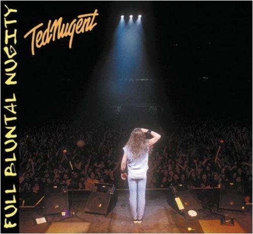 CD : Ted Nugent - Full Bluntal Nugity (CD)