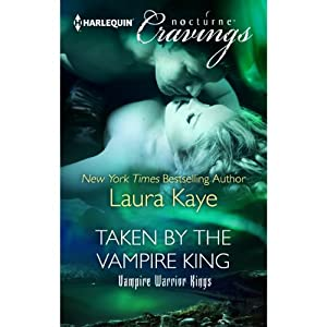 Taken by the Vampire King Audiobook