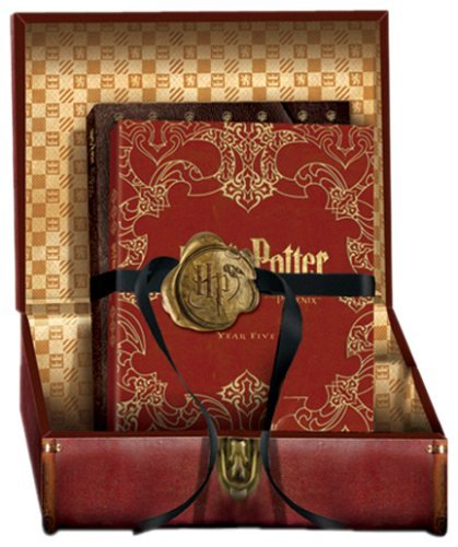 Harry Potter: Limited Edition Gift Set - Years 1-5 Special Editions, DVDi Game & Bonus Disc (12 Disc Box Set) by Daniel Radcliffe