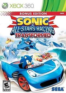 Sonic & All-Stars Racing Transformed - ソニック & オールスターズ レーシング トランスフォームド (Xbox 360 海外輸入北米版)