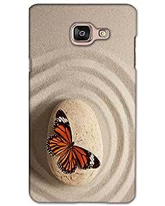WEB9T9 Samsung Galaxy C5 back cover Designer High Quality Premium Matte Finish 3D Case