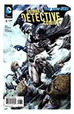 "Detective Comics #8 ""The Scarecrow Appearance"""