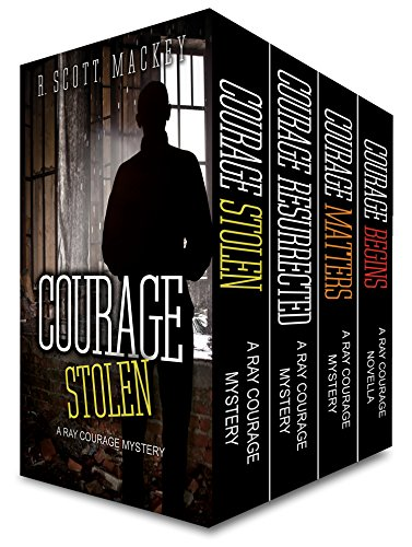 Ray Courage Mystery Series Boxed Set (1-4) by R. Scott Mackey