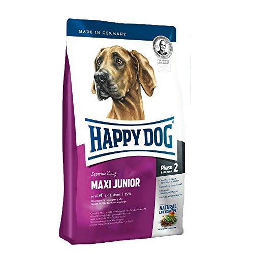 happy dog maxi junior gr 23 15 kg preisvergleich. Black Bedroom Furniture Sets. Home Design Ideas