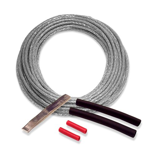 WarmlyYours Splice Kit & Cold Lead (25-Ft)
