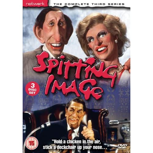 Spitting Image: The complete Third Series (1986) [DVDRip xvid] preview 0